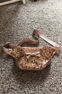 Rose Gold Minnie Mouse fanny pack Centennial, 80015
