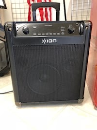 3-A Explorer iPA76S Wireless Rechargeable Speaker System Charlotte