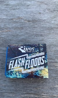 River flash flood skateboard and scooter bearings