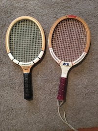 2 vintage racquetball racquets. Price is for the pair. Excellent condition Myrtle Beach, 29588
