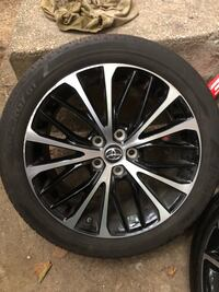 Toyota Camry rims for sale size:18 New York, 10452