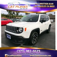 Jeep - Renegade - 2017 Downey