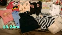 toddler's assorted clothes Repentigny, J5Y 3H7