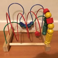 IKEA-MULA-BEAD-ROLLER-COASTER-TOY New Westminster