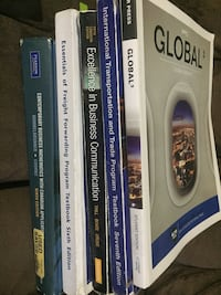 International Business and Logistics Textbooks Markham, L3P 3V1