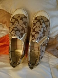 Coach slip on s new size 7