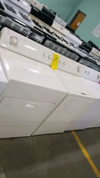Whirlpool electric set dryer/washer