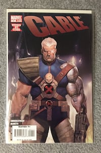 Comic book. Cable #1 Newmarket, L3Y 6M9
