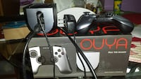 Ouya game console and controller Lithonia, 30058