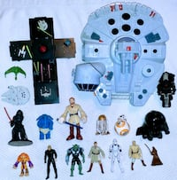 Star Wars Toys $20 for All