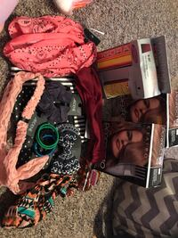 assorted-color item lot Edmonton, T6C 2B1