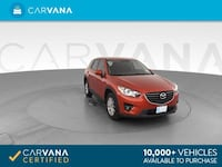 2016 Mazda CX5 suv Touring Sport Utility 4D Red Brentwood