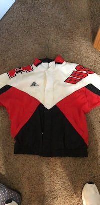 Nebraska 1990's Apex Jacket Large Lincoln, 68522