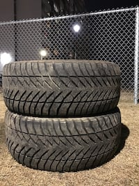 GoodYear Eagle Ultra 245/55R18 Winter Tires  Toronto, M4A 2S3
