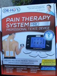 DR.HO PRO PAIN THERAPY SYSTEM Calgary, T2N 4N2