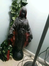 "33"" Virgin Mary Concrete Statue  Laurel, 20724"