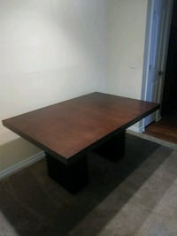 brown and black wooden coffee table Winter Park