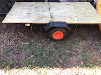 brown and black utility trailer Fort Pierce, 34951