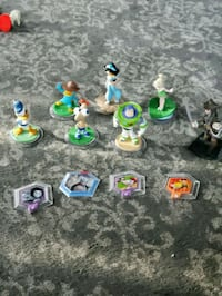 Disney Infinity characters  Knoxville, 37922