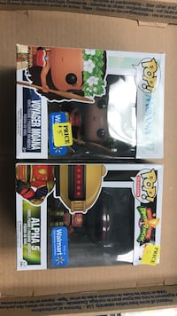 Pop figures !!  North Las Vegas, 89032