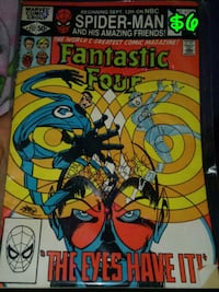 Fantastic Four Comic $3 Millvale, 15209