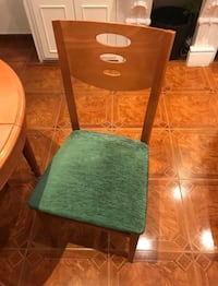 Comedor 4 sillas negociable  Madrid, 28004
