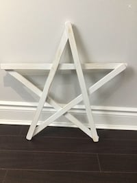 Wooden Star Decor