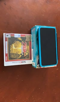 New Nintendo 2ds XL with 2 games Laval, H7W 3T1