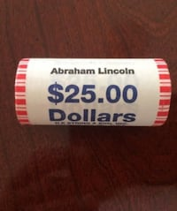 Gold Dollar Coins President Lincoln Collection Lake Worth, 33461