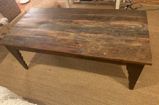 Rustic table in great condition