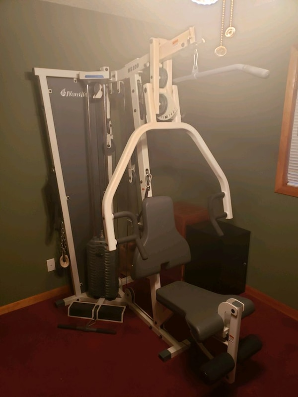baa366f12630 Used Nautilus NS200 Home Gym for sale in Portland - letgo