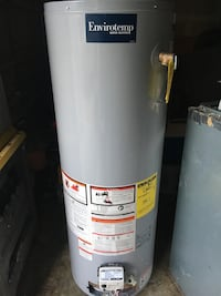 white and black water heater tank Upper Marlboro, 20772
