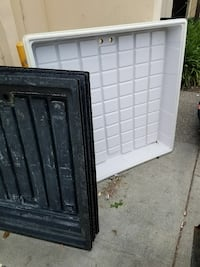 4x4 grow tables and reservoirs San Francisco