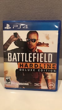 Battlefield Hardline ps4 game  Fulton, 20759