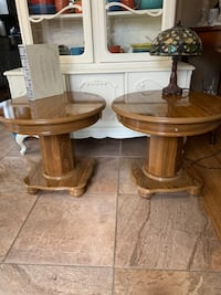 Nightstand lamp tables  Clarksville, 37040