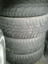 winter tires 245 60r 18  Newmarket
