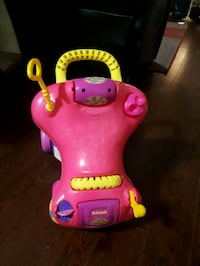 Playskool start step walk n ride