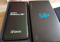 Samsung Galaxy S8 Plus - Factory Unlocked - Comes w/ Box + Accessories & 1 Month Warranty Springfield, 22150