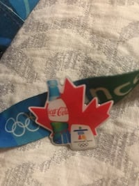 5 pins from Vancouver 2010 Olympic! All 5 for $20. Coca Cola pin! Vancouver, V6G