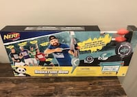 Nerf signature bow dude perfect box
