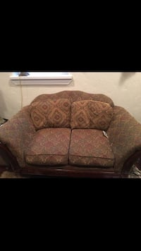 Free loveseat, chair and Wood shoe holder Widefield, 80911