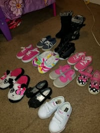 Infant/Toddler shoes Greensboro, 27407