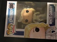 White Canary Funko Pop Henderson, 89052