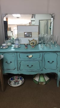 chalk painted sideboard Hasbrouck Heights, 07604