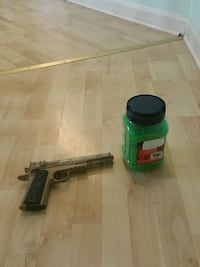 green and black cordless power drill Indianapolis, 46268