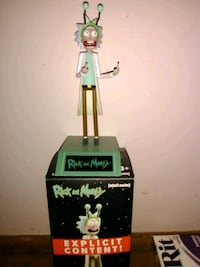 Rick and morty statue (lootcrate exclusive) Edmonton, T6K 4A9