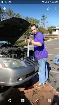 Shane's Dunrite mobile automotives  Suisun City