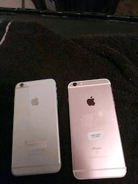 2 iPhone 6s one silver and rose gold seillng  Killeen, 76541