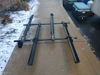 Thule roof mount 4 bike rack with crossbars Westerville