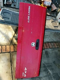 Dodge  tail gate or chevelle tailgate $128 Manassas, 20110